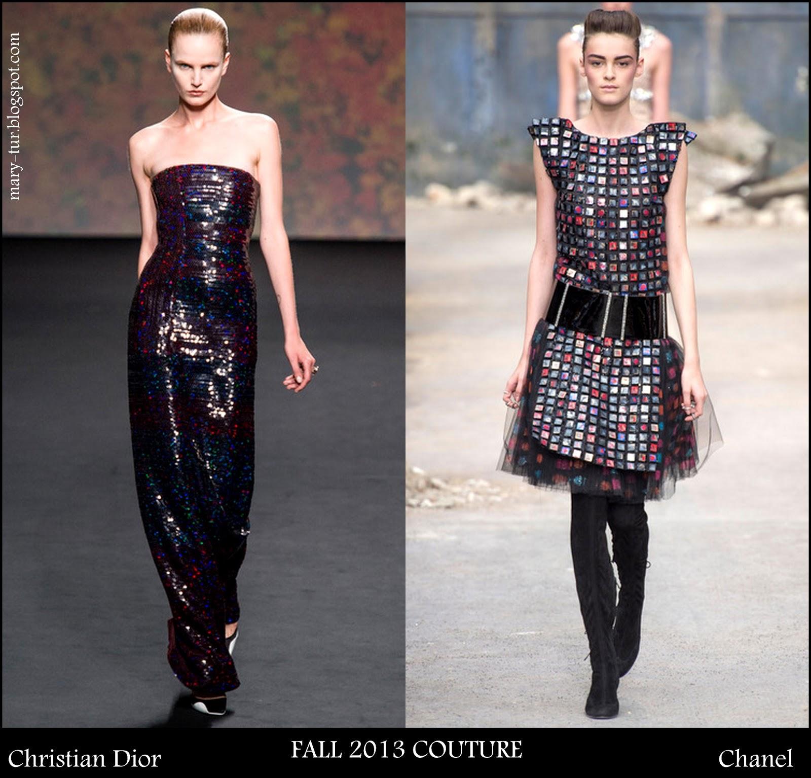 Chanel Christian Gray