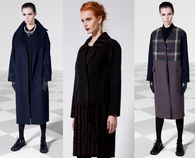 Наши дизайнеры: пальто Daria Bardeeva