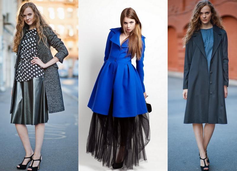 Российские дизайнеры — пальто JANA SEGETTI