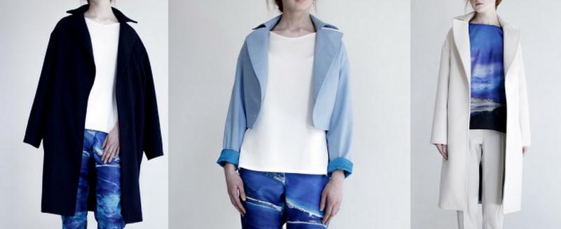 Российские дизайнеры - пальто Natali Leskova