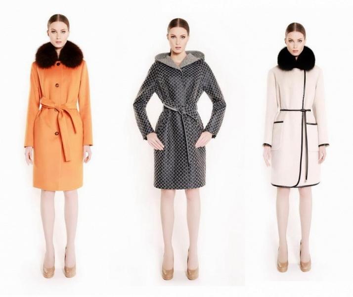 Российские дизайнеры - пальто  Parole Lei by Victoria Andreyanova
