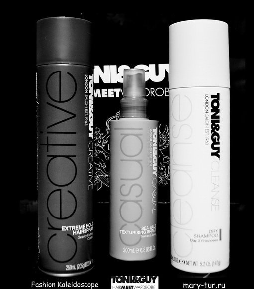 TONI&GUY Hair Meet Wardrobe _6