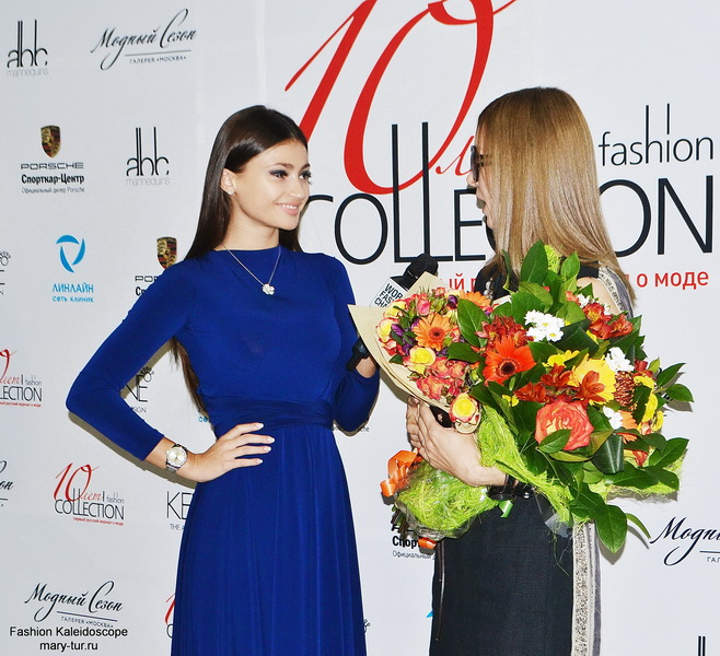 10-ти летие Fashion Collection: Марина Дэмченко для WFC
