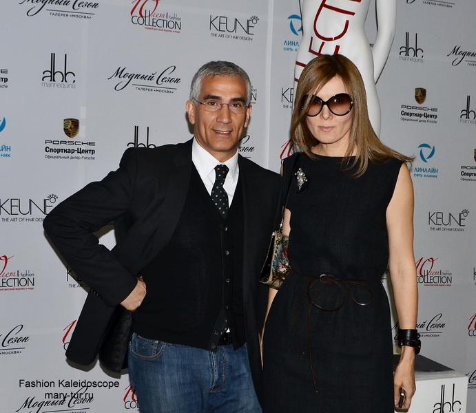 10-ти летие Fashion Collection: Марина Дэмченко и представитель ABC Mannequins