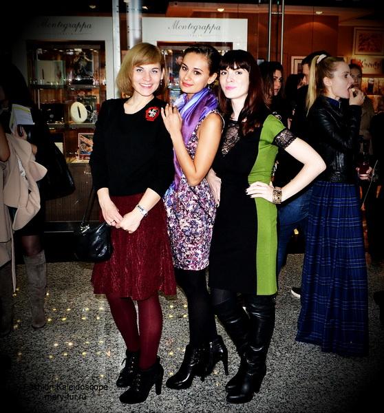 10-ти летие Fashion Collection: Мари Тур, Нати Ко и Ирина Фея