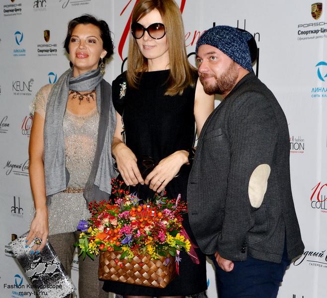 10-ти летие Fashion Collection: Марина Дэмченко с гостями мероприятия