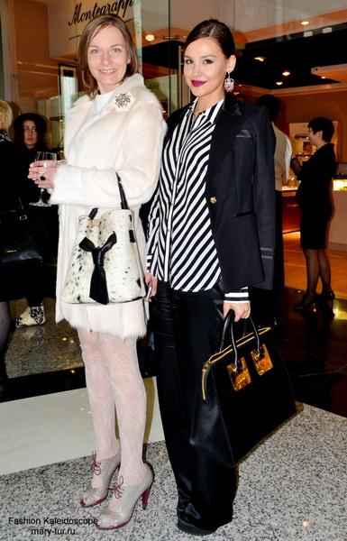 10-ти летие Fashion Collection: Диана Сереброва и Софи Елисеева