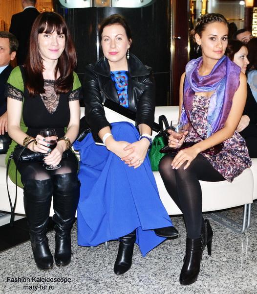 10-ти летие Fashion Collection: Ирина Фея, Алина Войнова и Нати Ко