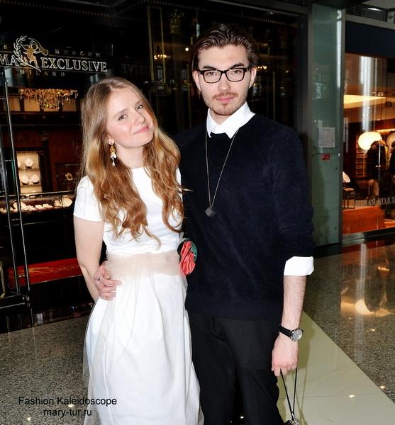 10-ти летие Fashion Collection: Вита Миллер и Данил Толмачев