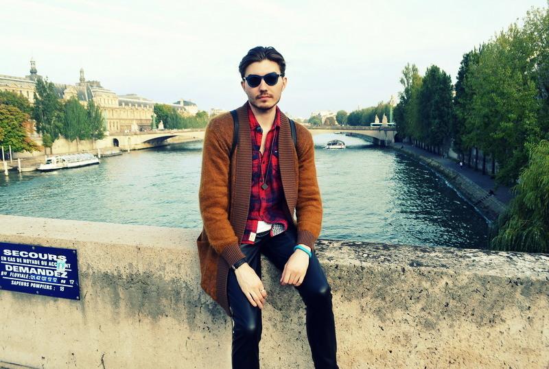 Редактор моды журнала Fashion Collection - Данил Толмачев