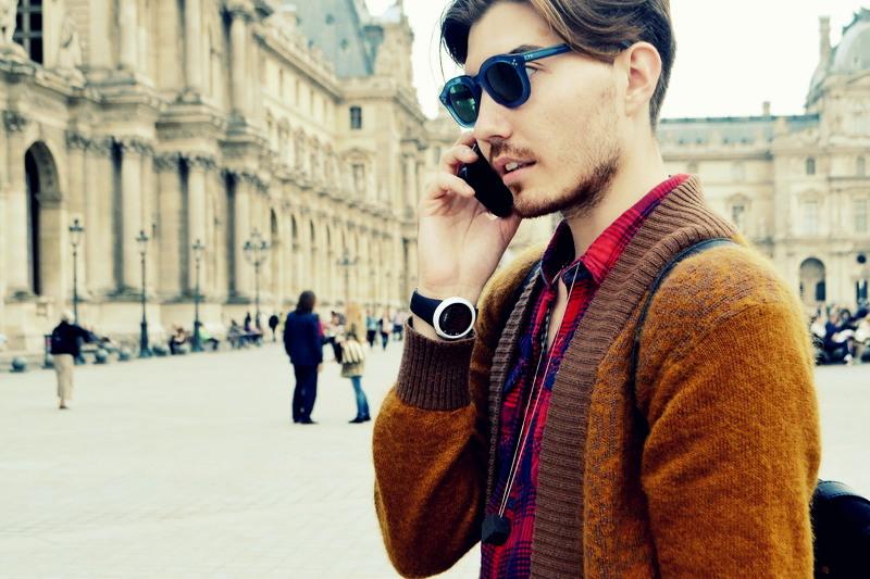 Не случайные встречи: Данил Толмачев. Париж