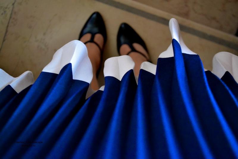 Paris Fashion Week. My look: платье Anna Ivanova