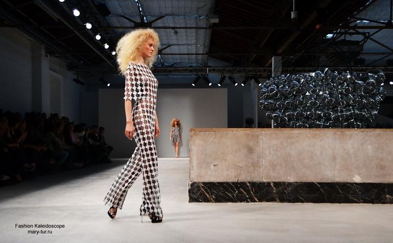 Paris Fashion Week: Gosia Baczynska, Spring 2014