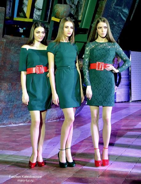 Показ новой коллекции Осень-Зима 2013-2014 российской марки Climona_2