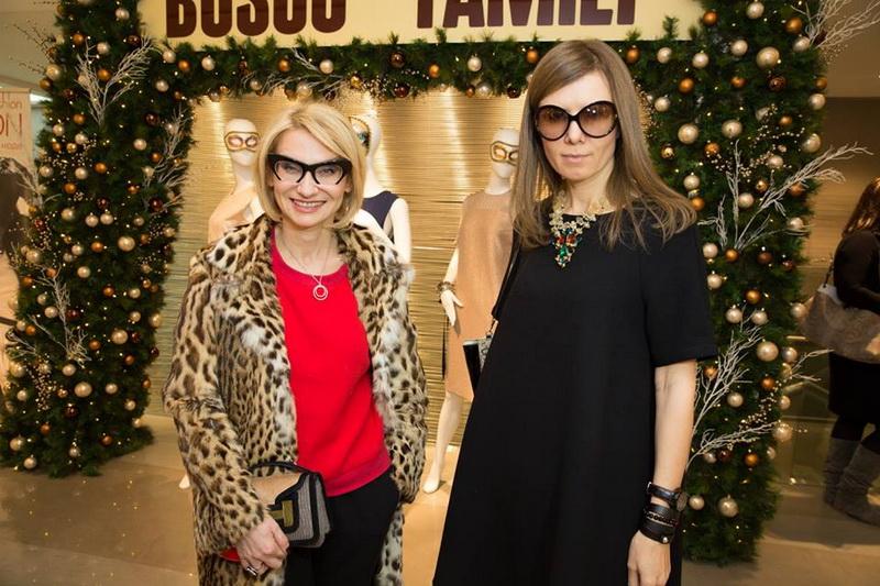 Эвелина Хромченко и Марина Дэмченко