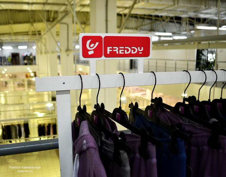 Press day: шоурум Ли-Лу. Freddy, Весна-Лето 2014