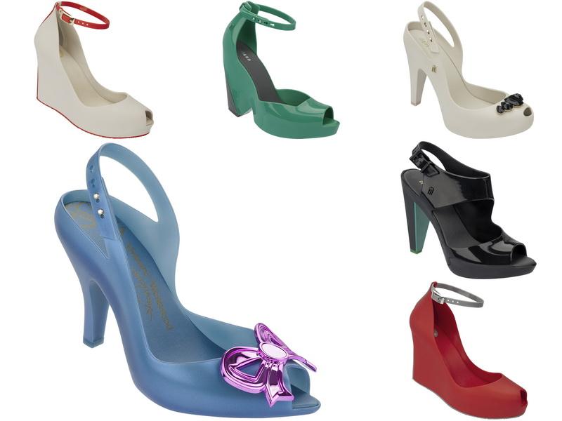 Spring 2014: Новая коллекция обувь Melissa