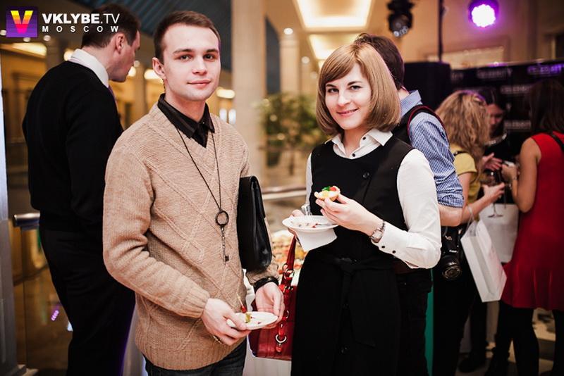 Сергей Кравченко и Мария Тур