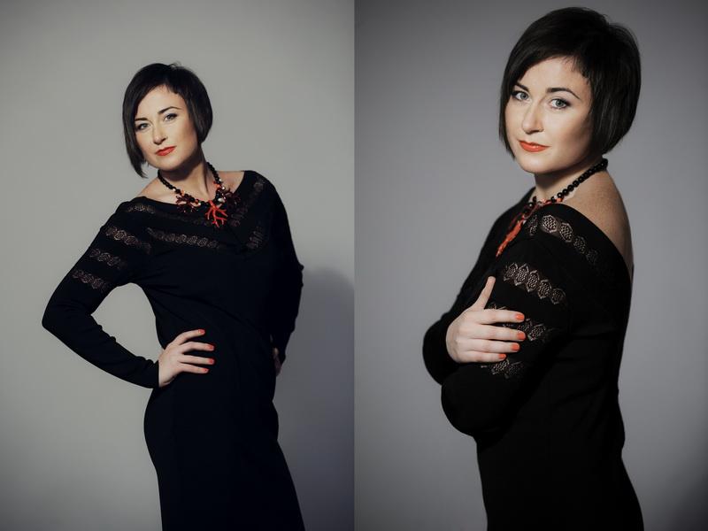 Имиджевая фотосессия марки Anna Slavituna