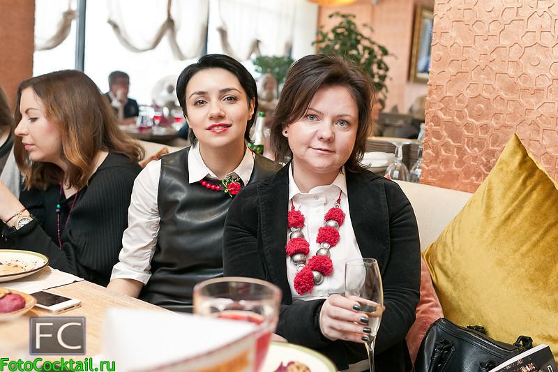 Анна Мелкумян и Галина Крючкова