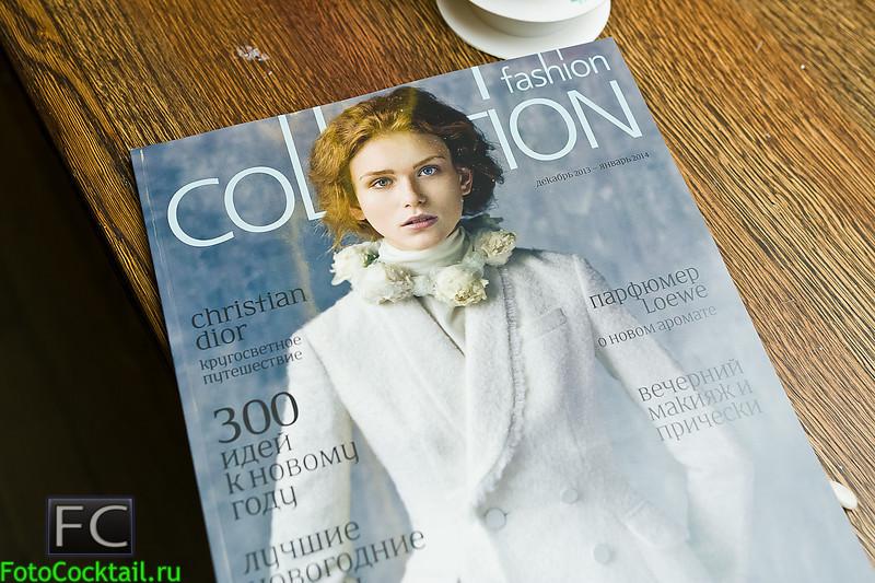 Новый номер fashion Collection