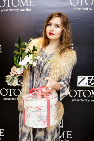 Открытие бутика ОТОМЕ. Антонина Шаповалова