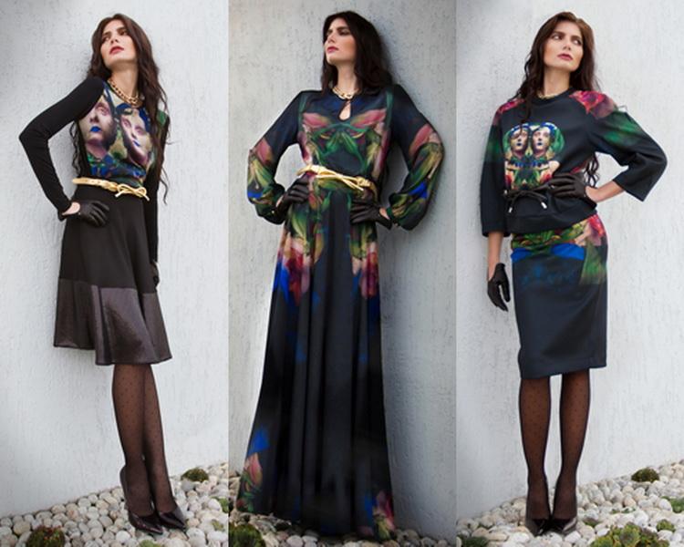 Anna Ivanova, осень-зима 2013/2014