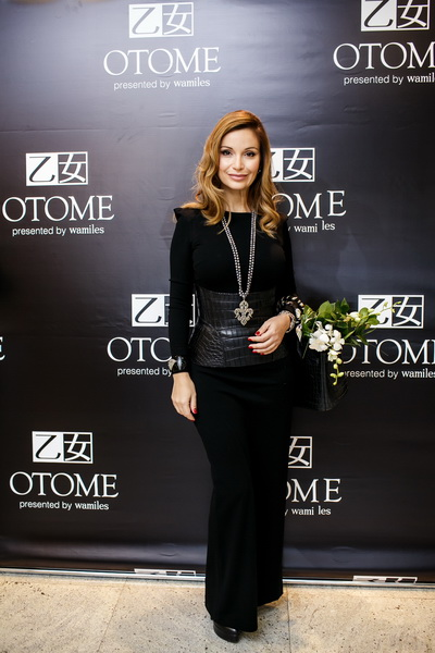 Открытие бутика ОТОМЕ. Ольга Орлова