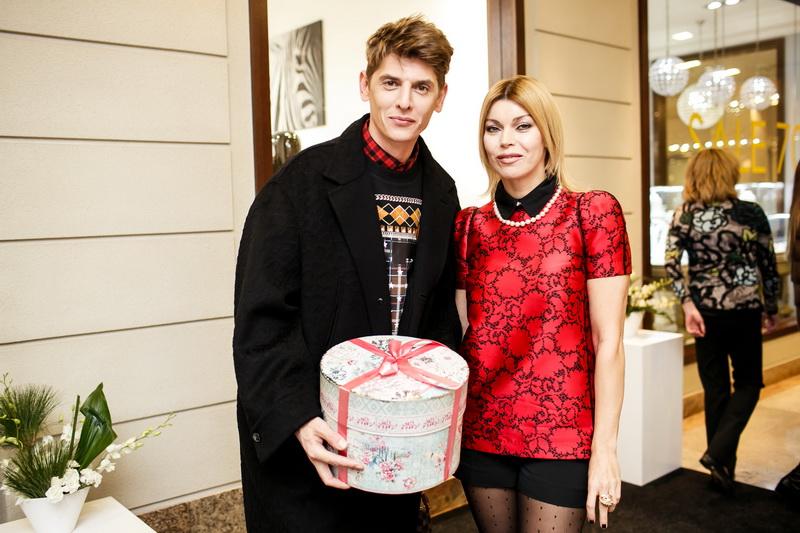 Открытие бутика ОТОМЕ: Влад Лисовец и Лада Дэнс