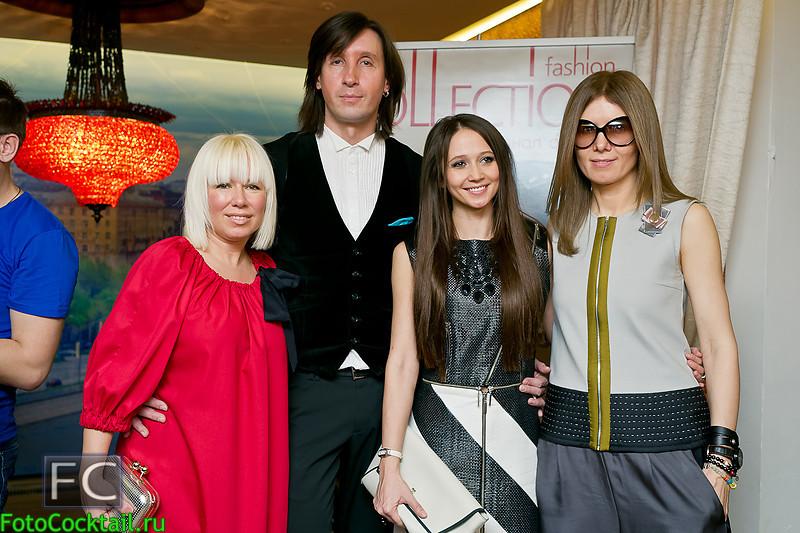Сергей и Ольга Сысоевы, Даша Гаузер и Марина Дэмченко