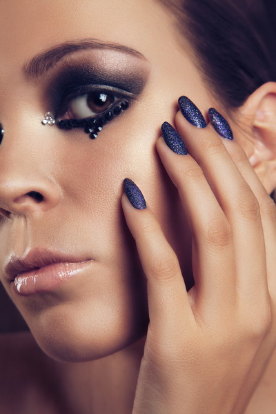 Beauty Treands 2014: Идеи зимнего маникюра от Студии ExpressNails