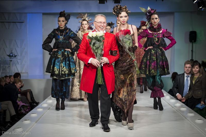Коллекция Slava Zaitsev, Haute Couture Весна-Лето 2014