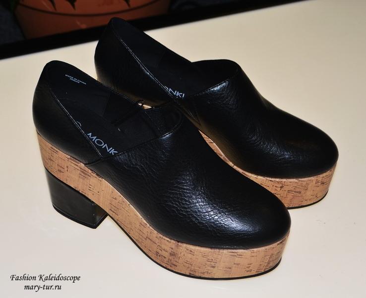 Обувь Monki. Spring- Summer 2014