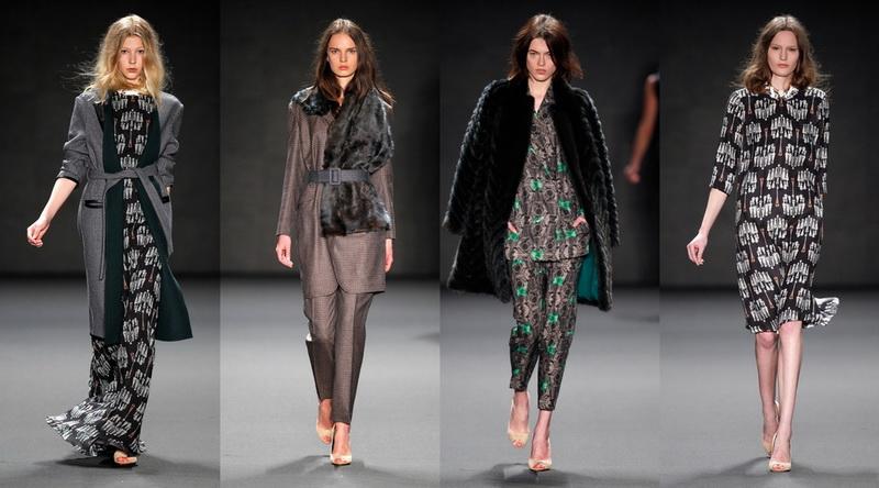Осень-Зима 2014/2015: Новая коллекция ALENA AKHMADULLINA