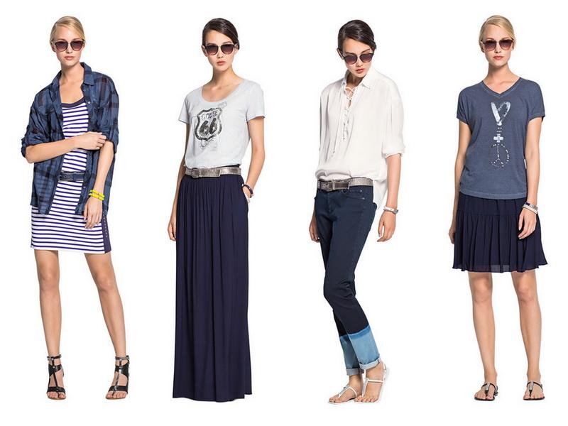 Весна-Лето 2014: Модные тенденции от Marc Cain