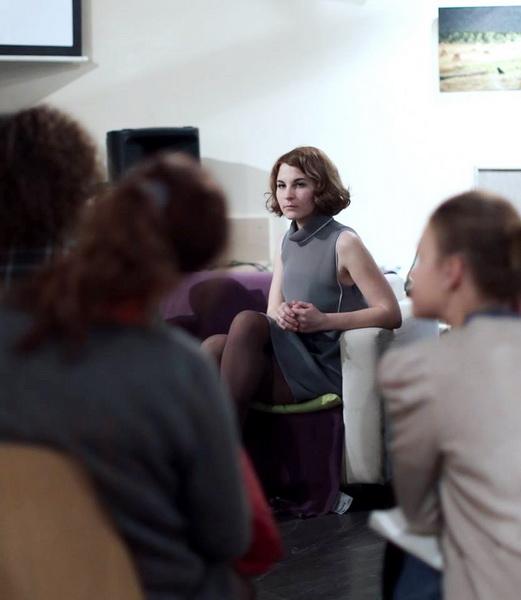 """Public talk. """"Профессия для девушки: fashion blogger"""""""