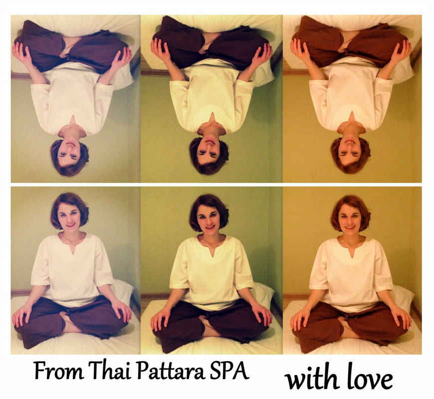 Thai Pattara SPA. Снимок из моего Instagram