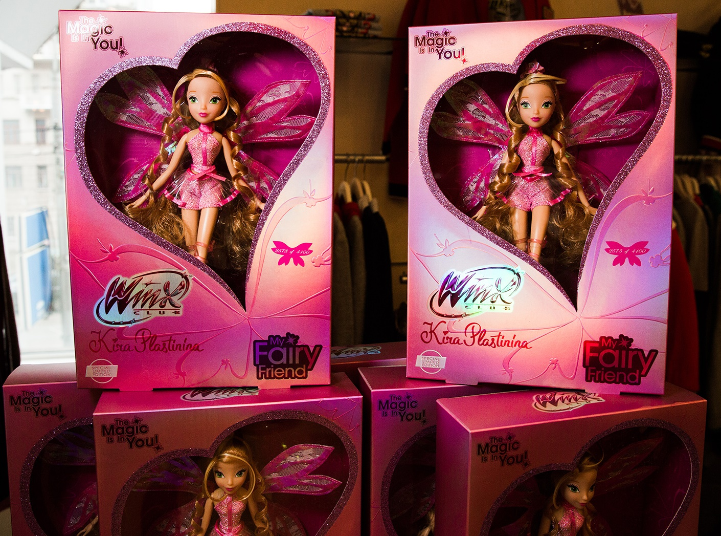 Куклы Winx