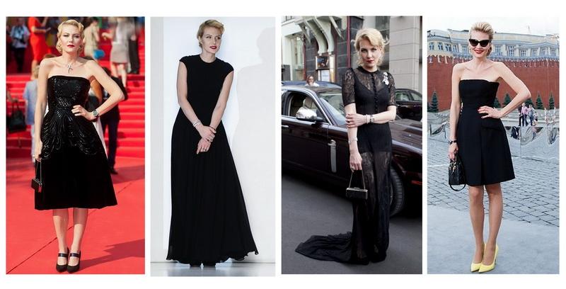 Элементы стиля: Рената Литвинова