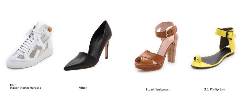 Элемент стиля Равшаны Курковой: модная обувь