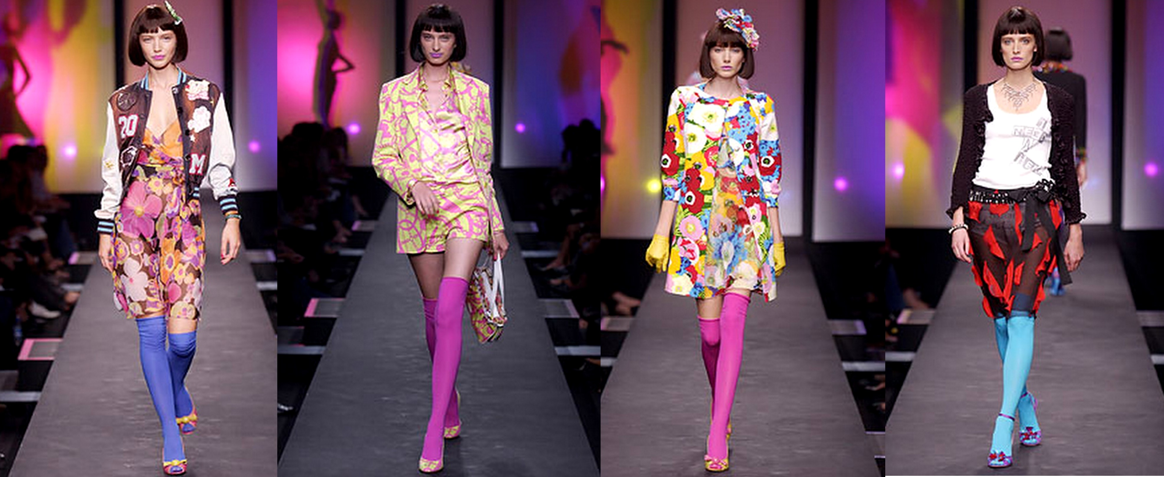 Moschino. Fashion Kaleidoscope