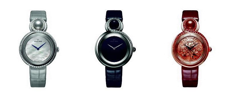 Часы из новой коллекции Lady 8 от Jaquet Droz