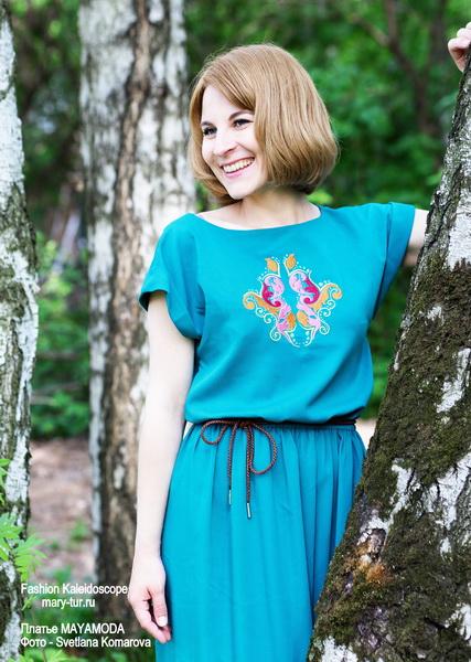 Платье - MAYAMODA, фото - Svetlana Komarova