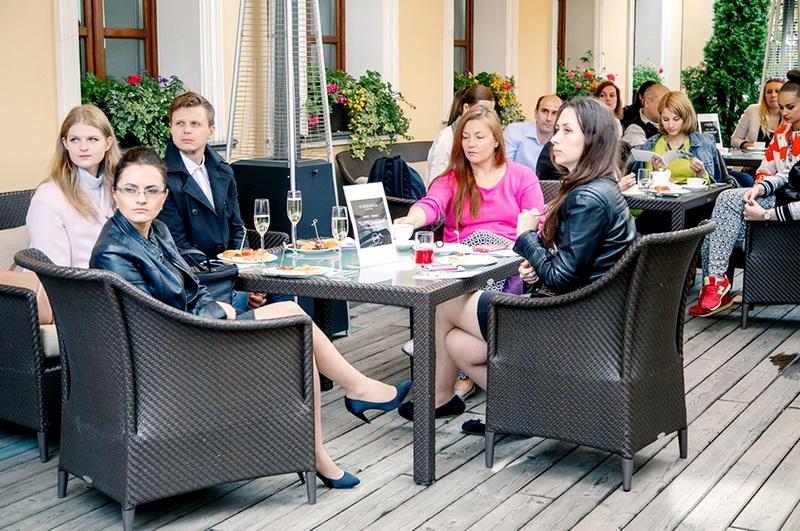 Знакомство с новой коллекцией Vassa&Co Осень-Зима 2014/2015