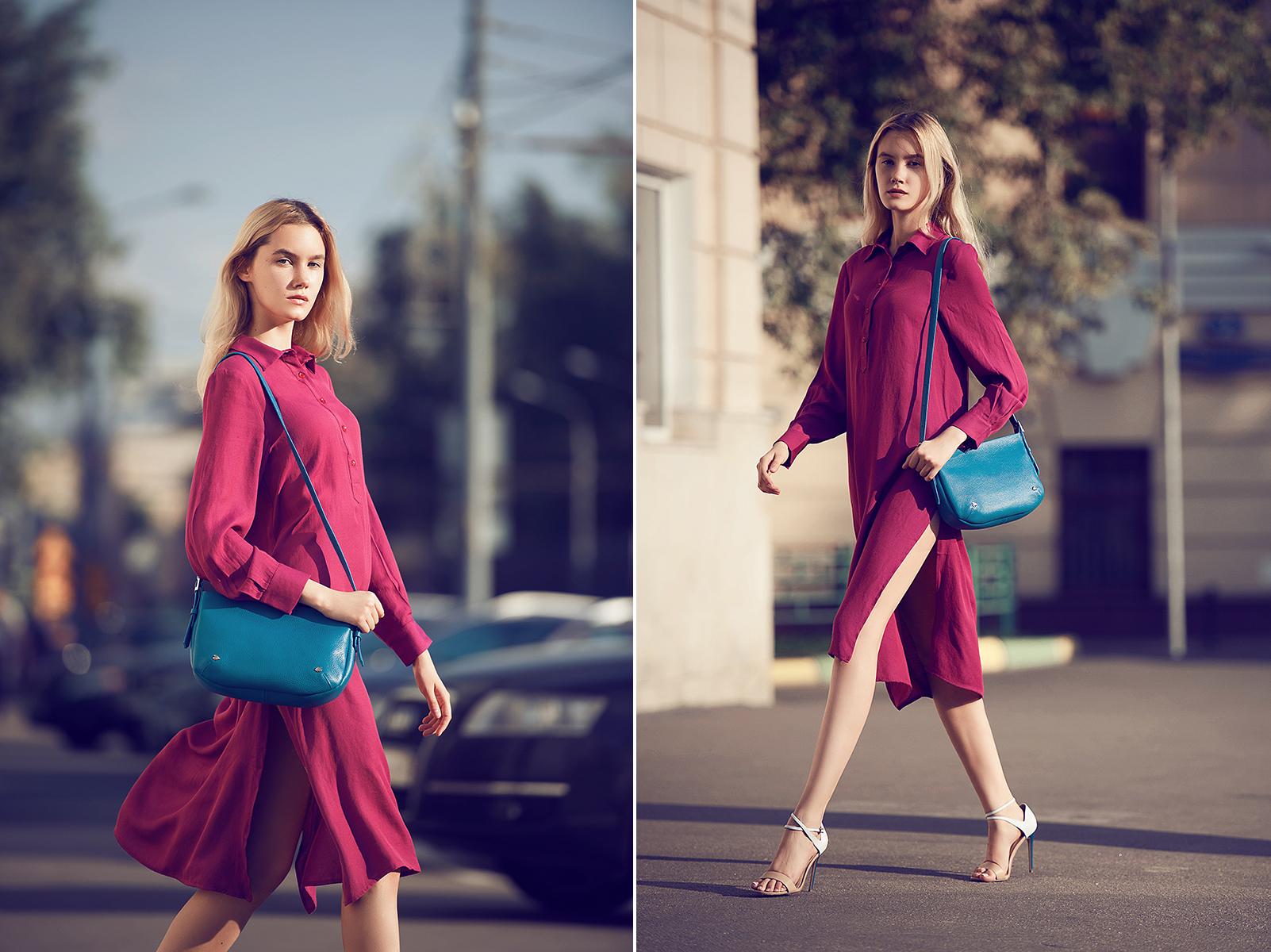 Лукбук российской марки сумок и аксессуаров MARIMANN. Осень-Зима 2014-2015