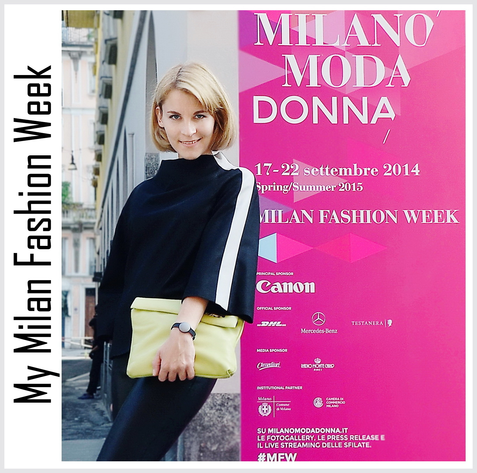 Milan Fashion Week: Мария Тур