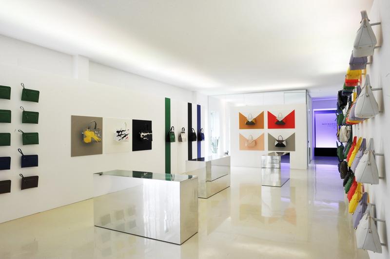 FURLA. Презентация новой коллекции Весна-Лето 2015 в Милане