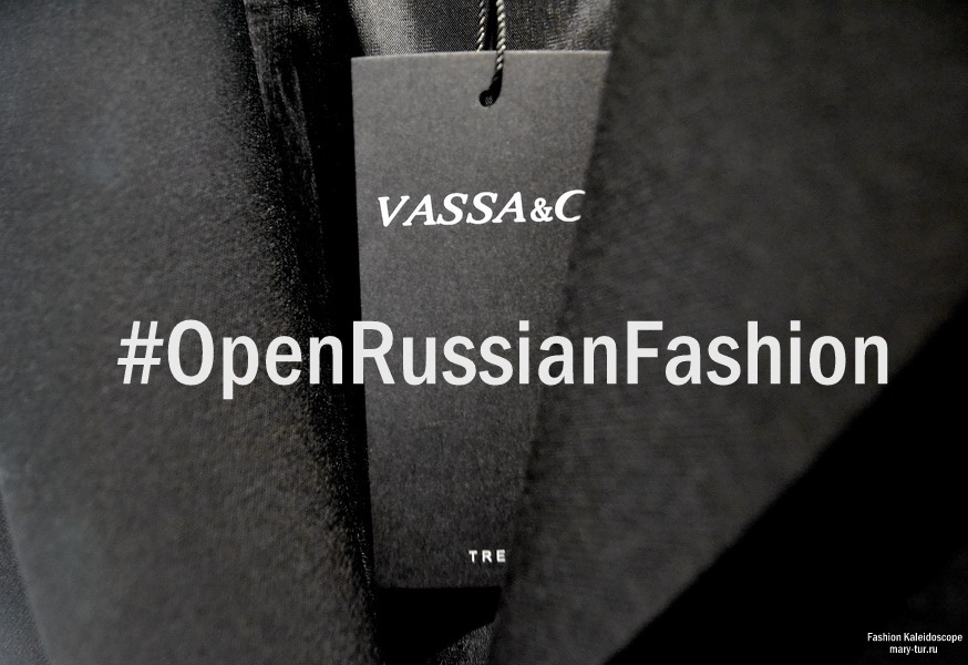 #OpenRussianFashion