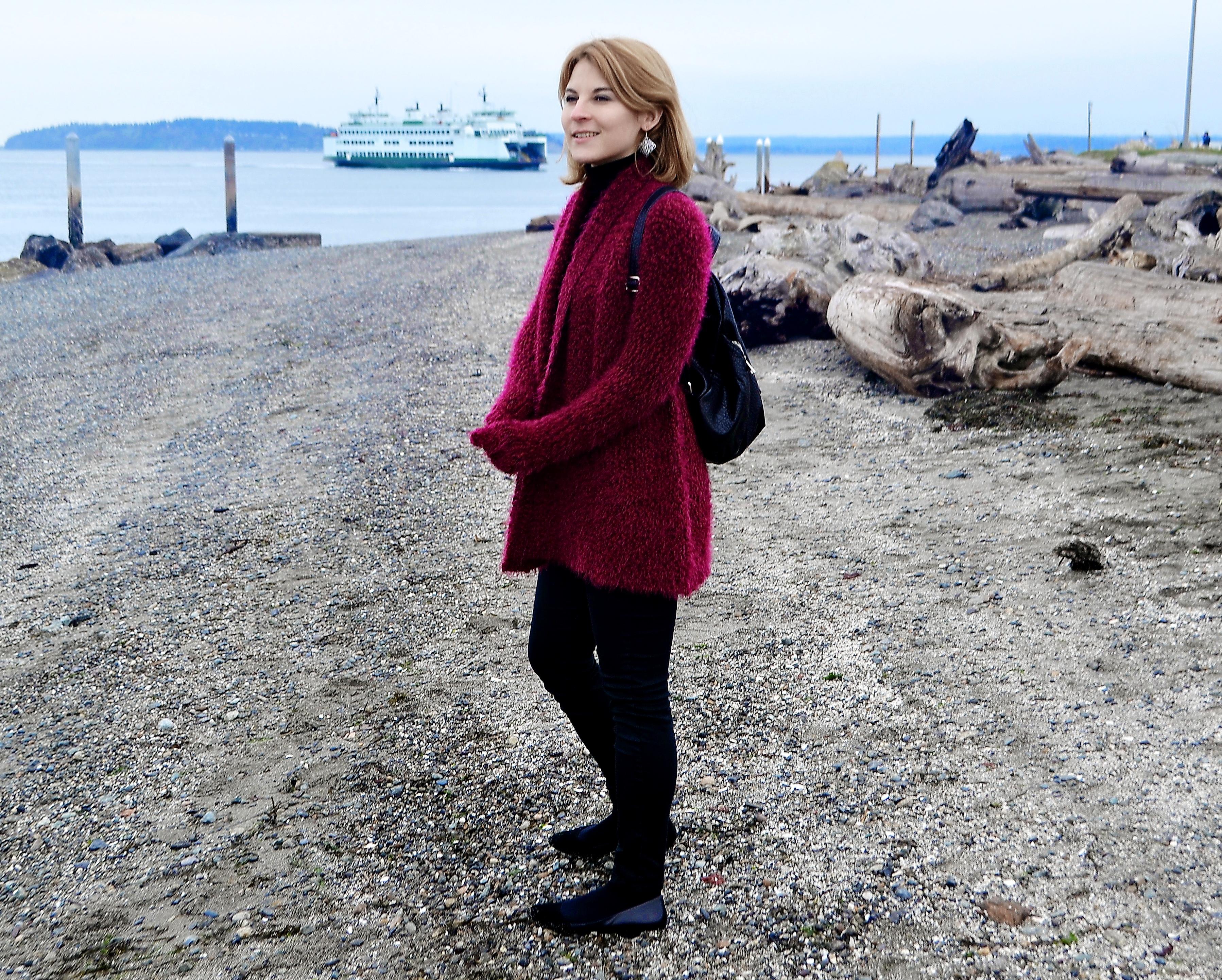 блогер Мария Тур