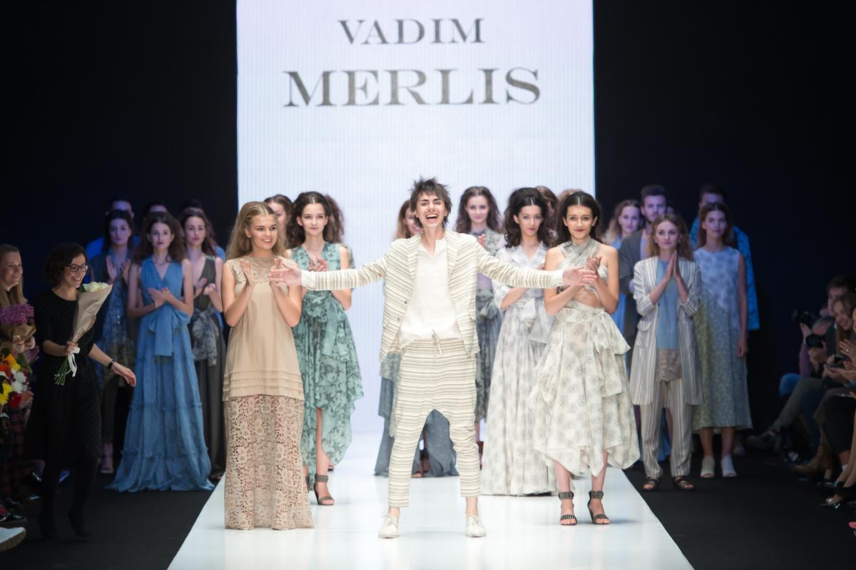 Vadim Merlis spring-summer 2016